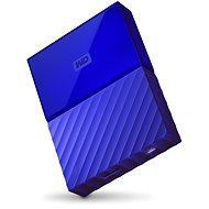 "WD 2.5"" My Passport 4TB modrý - Externí disk"