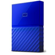 "WD 2.5"" My Passport 2TB modrý slim"