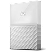 "WD 2.5"" My Passport 2TB bílý slim - Externí disk"