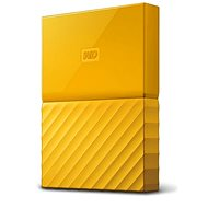 "WD 2.5"" My Passport 2TB žlutý slim - Externí disk"