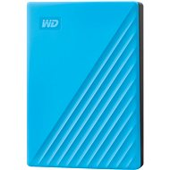WD My Passport 2TB, modrý - Externí disk