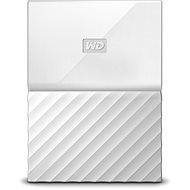 WD My Passport 1TB USB 3.0 bílý - Externí disk