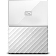WD My Passport 2TB USB 3.0 bílý - Externí disk