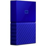 WD My Passport 4TB USB 3.0 modrý - Externí disk