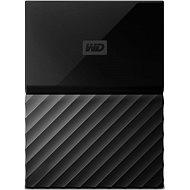 "WD 2.5"" My Passport for Mac 2TB - Externí disk"