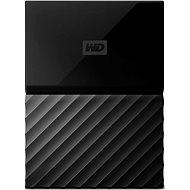 "WD 2.5"" My Passport for Mac 4TB - Externí disk"
