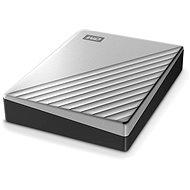 "WD 2.5"" My Passport Ultra for Mac 2TB stříbrný - Externí disk"