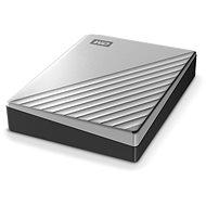 WD My Passport Ultra for Mac 4TB stříbrný - Externí disk
