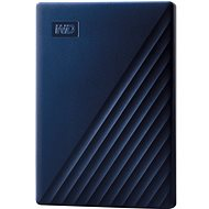 WD My Passport pro Mac 2TB, modrý - Externí disk