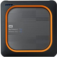 "WD 2.5"" My Passport Wireless SSD 500GB USB3.0 SD"