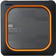 """WD 2.5"""" My Passport Wireless SSD 1TB USB3.0 SD - Datové úložiště"""