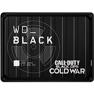 WD BLACK P10 Game drive 2TB Call of Duty: Black Ops Cold War Special Edition - Externí disk
