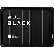 WD BLACK P10 Game drive 4TB, černý - Externí disk