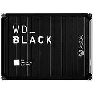 WD BLACK P10 Game drive 3TB, černý - Externí disk