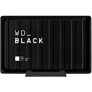 WD BLACK D10 Game drive 8TB, černý - Externí disk