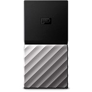 WD My Passport SSD 2TB Silver/Black