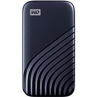 WD My Passport SSD 1TB Blue - Externí disk