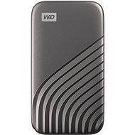 WD My Passport SSD 2TB Gray - Externí disk