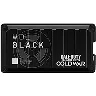WD BLACK P50 SSD Game drive 1TB Call of Duty: Black Ops Cold War Special Edition - Externí disk