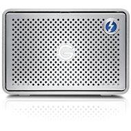 G technology G-RAID Thunderbolt 3, 20TB, stříbrná - Externí disk