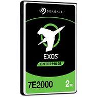 Seagate Exos 7E2000 2TB 5xxe SAS