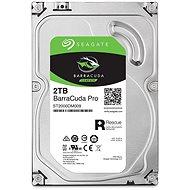 Seagate BarraCuda Pro 2TB - Pevný disk
