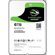Seagate BarraCuda Pro 6TB - Pevný disk