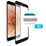 FIXED 3D Full-Cover pro Samsung Galaxy A3 (2017) černé - Ochranné sklo