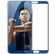 FIXED Full-Cover pro Honor View 10 modré - Ochranné sklo