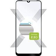 FIXED FullGlue-Cover pro Xiaomi Redmi 7 černé, lepení přes celý displej - Ochranné sklo