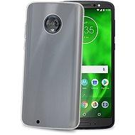 CELLY Gelskin pro Motorola Moto G6 bezbarvý - Kryt na mobil