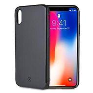 CELLY GHOSTSKIN pro Apple iPhone X/XS černý - Ochranný kryt