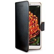 CELLY Wally pro Huawei Y6 (2018) černé - Pouzdro na mobil