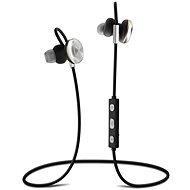 FIXED Steel A2DP stříbrná - Bluetooth Headset