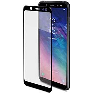 CELLY Full Glass pro Samsung Galaxy A6+ (2018) černé