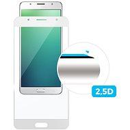 FIXED Full-Cover pro Nokia 3.1 bílé - Ochranné sklo