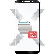 FIXED Full-Cover pro Asus ZenFone Max Pro (ZB602KL)/(M1) (ZB601) černé - Ochranné sklo
