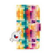 FIXED FIT pro Xiaomi Redmi Note/7 Pro motiv Dice - Pouzdro na mobilní telefon