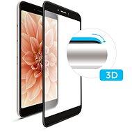 FIXED 3D Full-Cover pro Huawei P Smart (2019) s lepením přes celý displej černé - Ochranné sklo