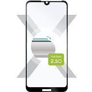 FIXED FullGlue-Cover pro Huawei Y5 (2019) lepení přes celý displej černé