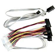 Microsemi ADAPTEC I-HDmSAS-4SAS-SB 0.8m - Datový kabel