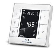 MCOHome Termostat pro elektrické topení V2, Z-Wave Plus, bílý - Chytrý pokojový termostat