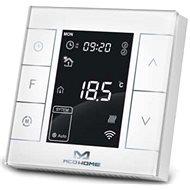 MCOHome Termostat pro vodní topení a kotle V2, Z-Wave Plus, bílý