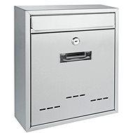 G21 Poštovní schránka RADIM malá 310x260x90mm šedá - Poštovní schránka