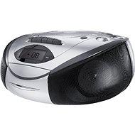 GRUNDIG RRCD 3720 stříbrno-černý - Radiomagnetofon