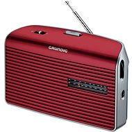 GRUNDIG Music 60 červená - Rádio