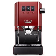 Gaggia New Classic Plus RED - Pákový kávovar