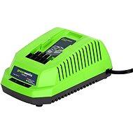 Greenworks G40C - Nabíječka akumulátorů