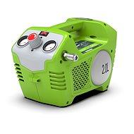 Greenworks G40AC - Kompresor