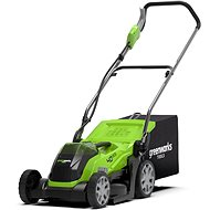 Greenworks G40LM35 - Aku sekačka